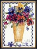 Flower Decor II Prints by Alie Kruse-Kolk