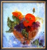 Fruhlingsblumen II Art by J. P. Pernath