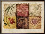Oriental Medley I Art by Gene Ouimette