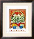 Blossoming Kitchen II Prints by Jean-Pierre Delyle
