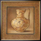 Earthenware Accent II Art by Ivo