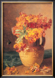 Flowers in a Jug Prints by Eloise Harriet Stannard