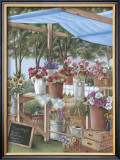Bouquets For Sale Art by Kay Lamb Shannon