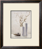 Willow Twigs II Prints by Karin Valk