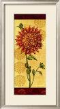 Dahlia IV Prints by Charlene Audrey