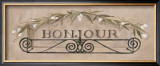 Bonjour Prints by Carol Robinson