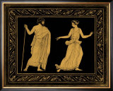 Etruscan Scene I Prints by William Hamilton