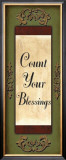 Count Your Blessings Posters by Debbie DeWitt