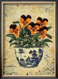 Viola Jackanapes Prints by Richard Henson