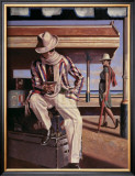Something to Think About Prints by Peregrine Heathcote