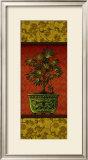 Tropical Plants III Prints by Charlene Audrey