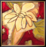 Jungle Gardenia I Posters by Susan Davies