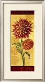 Dahlia II Prints by Charlene Audrey