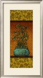 Tropical Plants IV Print by Charlene Audrey
