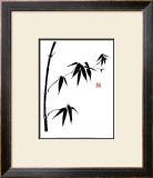 Bamboo II Prints by Jenny Tsang