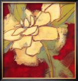 Jungle Gardenia II Prints by Susan Davies