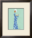 Doudou Boubou III Prints by Helga 