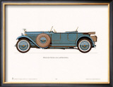 1926 Hispano-Suiza Posters