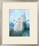 Rapunzel Lamb Prints by Dot Bunn