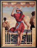Music in the Air Posters by Peregrine Heathcote