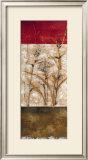 Fresco II Poster by Loretta Linza