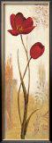 Panneau Tulipe Art by Nathalie Besson