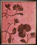 La Vie en Rose I Posters by Loretta Linza