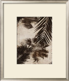 Palms I Poster by J.b. Hall