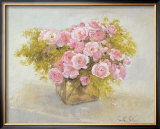 Roses Prints by Arthur Easton