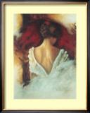 Beauty I Prints by Betty Jansma