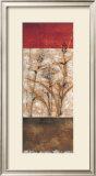 Fresco II Print by Loretta Linza