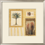 Tropical Tapestry I Prints by Ann Walker