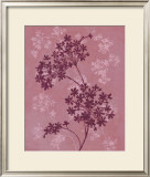 Plum and Rasberry I Prints by Victoria Meyer