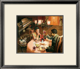 Enchanted Evening Prints by Edward Clay Wright