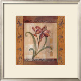 Autumn Lily I Print by Joy Alldredge