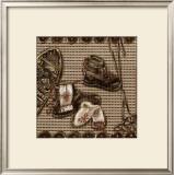 Chaussures et Raquettes Prints by Myriam Berthoud