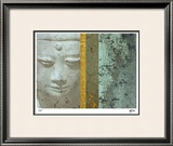 In The Zen I Limited Edition Framed Print by M.J. Lew