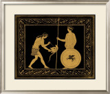 Etruscan Scene IV Prints by William Hamilton