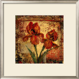 Floral Song VIII Prints by James McIntosh Patrick