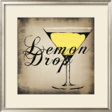 Lemon Drop Posters by K.c. Haxton