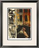 The Boy and The Bull II Limited Edition Framed Print by M.J. Lew