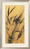 Bamboo's Strength Print by Katsumi Sugita