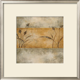 Amber Tranquility Prints by  Bouchet