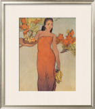 Healani, Hawaii Framed Giclee Print by John Kelly