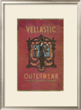Vellastic Outerwaer Prints by Marie Frederique