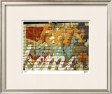 Home Sweet Home II Limited Edition Framed Print by M.J. Lew