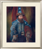 James Ewell Brown 'Jeb' Stuart Art by William Meijer
