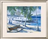 Refuge Framed Giclee Print by Dawn Lundquist