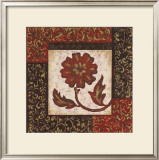 Arabesque II Print by Judy Shelby