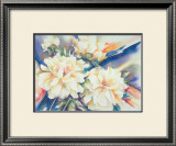 Flower Festival III Print by Hanneke Floor